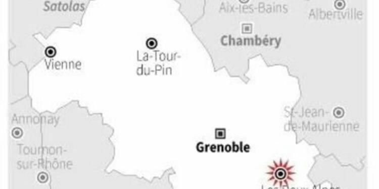 Trois morts dans une avalanche aux Deux Alpes