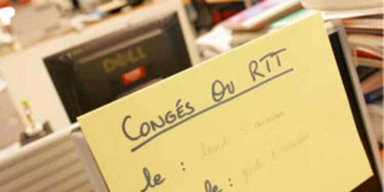 RTT (réduction du temps de travail) : les 35 heures, pour qui, pourquoi, combien et jusqu'à quand ?