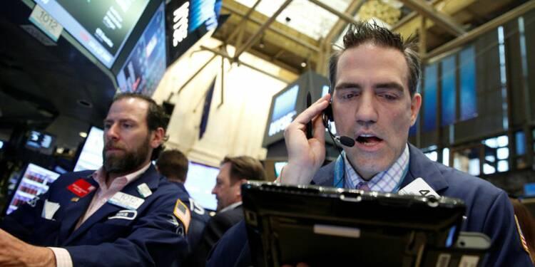 Le Dow Jones perd 0,67% à la clôture, le Nasdaq cède 1,29%