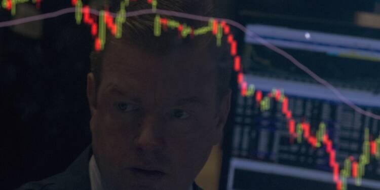 Les marchés craignent une récession, leur chute la rend possible