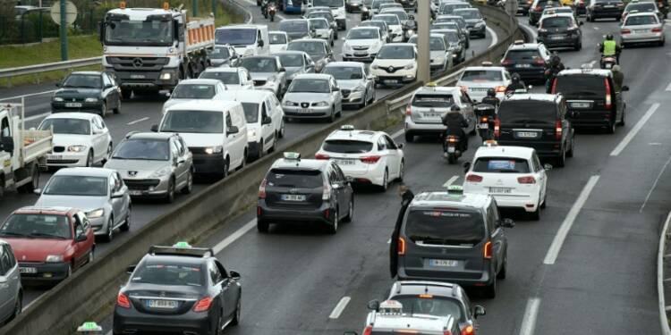 Les VTC ont permis de supprimer entre 20 et 30.000 véhicules