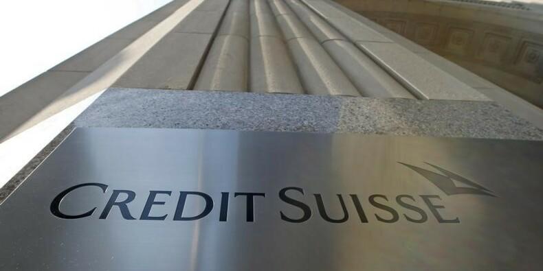 Credit Suisse reformule ses résultats