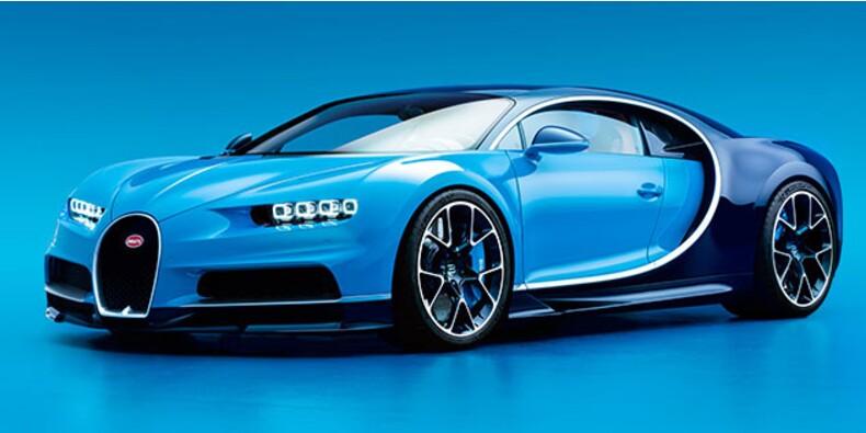 Bugatti Chiron vs Lamborghini Centenario : le match des supercars