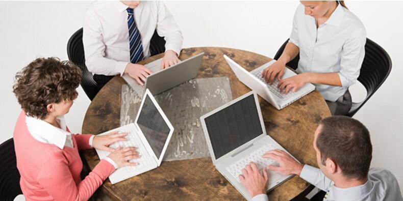 En réunion, évitez la dispersion