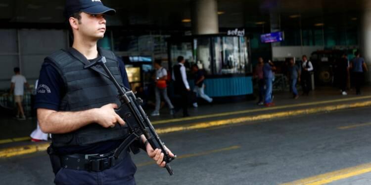 Les kamikazes d'Istanbul sont russe, ouzbek et kirghize