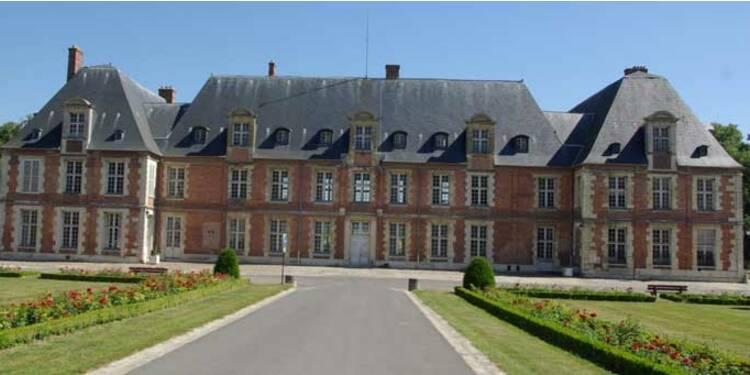 Le château de Thiverval-Grignon, dans le viseur du PSG, estimé à 34 millions d'euros