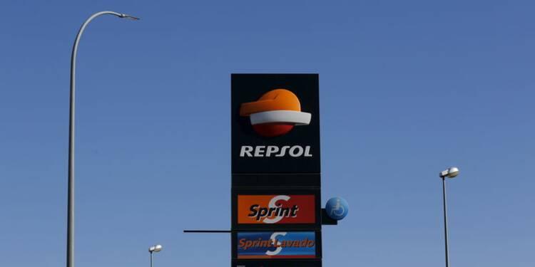 Repsol grimpe en Bourse après un solide début d'année
