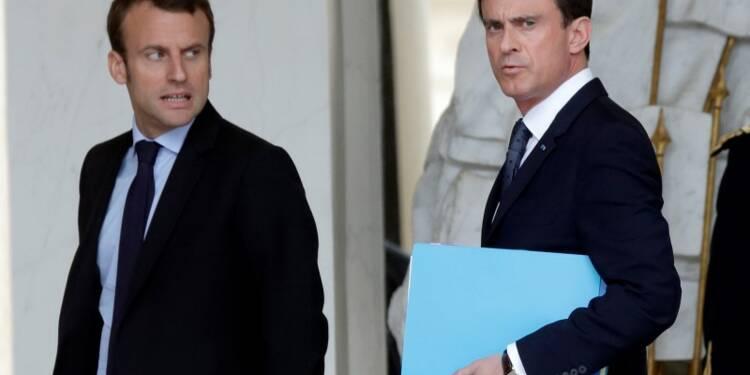Manuel Valls juge normales des frictions au sein du gouvernement