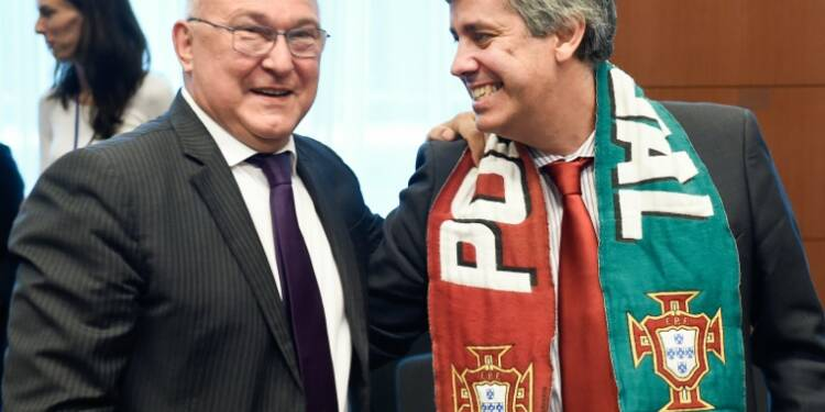 Portugal: la victoire à l'Euro, un bol d'air financier