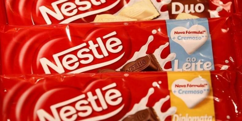 Nestlé confirme ses prévisions annuelles