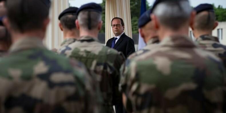 François Hollande évoque le risque autoritaire pour 2017