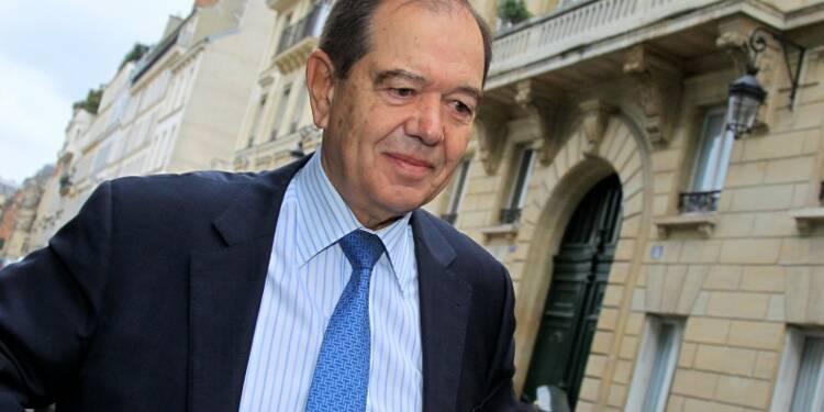 Patrick Ollier élu président de la Métropole du Grand Paris