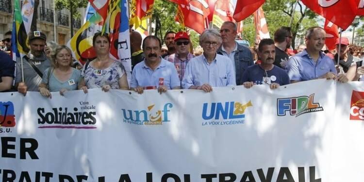 Nouvelle manifestation contre la loi Travail autorisée à Paris