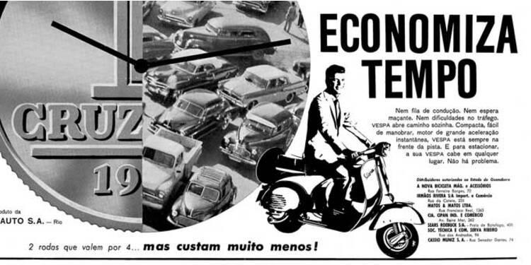 Vespa fête ses 70 ans, retour sur l'histoire d'un scooter mythique