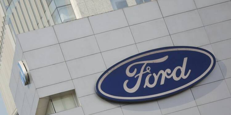 Bénéfice plus que doublé et marge record pour Ford au 1er trimestre