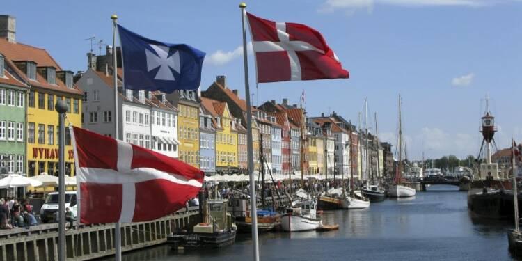Le Danemark réduit ses prévisions de croissance pour 2016-2017