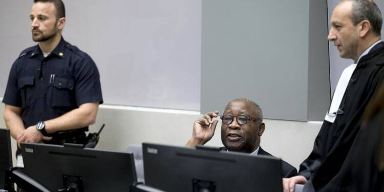 COR-Laurent Gbagbo plaide non coupable devant la CPI
