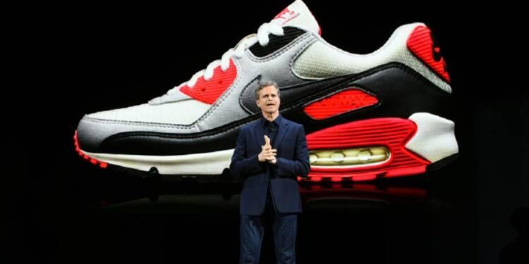Nike lance la première chaussure qui se lace toute seule