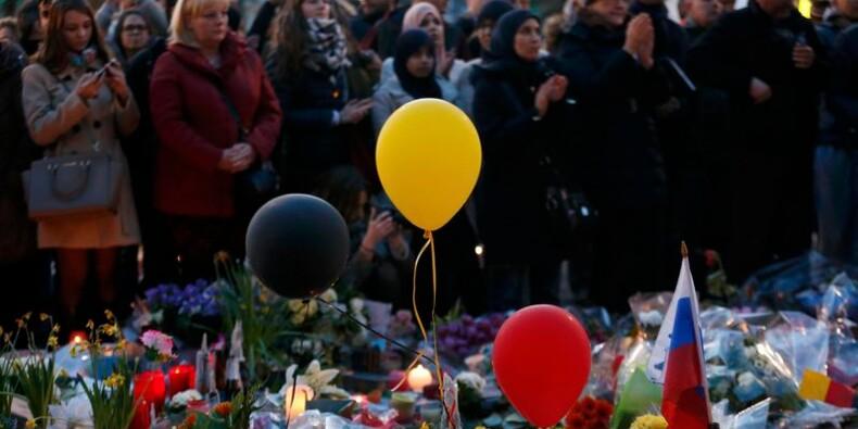 Le bilan des attentats de Bruxelles s'alourdit à 35 morts