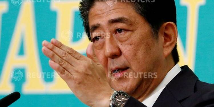Le gouvernement japonais adopte un plan de relance économique