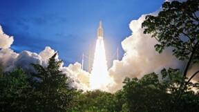 Mise en orbite de deux satellites de communication par Ariane 5