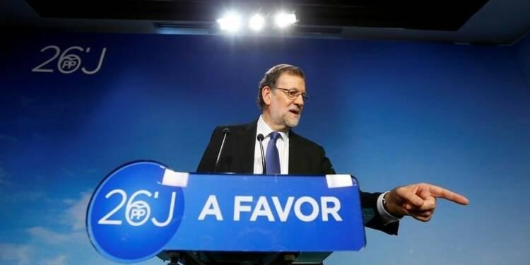 Rajoy en quête d'un large soutien pour un cabinet de coalition