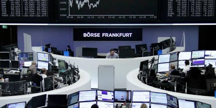 Forte hausse des marchés actions de la zone euro espérée en 2016