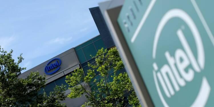 Le CA d'Intel rate le consensus, la crise du PC pèse