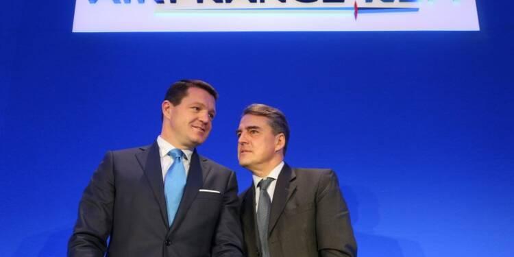 Air France-KLM s'est mieux redressé que prévu, la Bourse salue