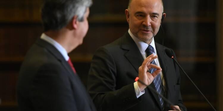 Panama Papers: Moscovici plaide pour une nouvelle liste noire des paradis fiscaux pour l'UE