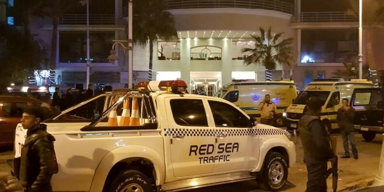 Un hôtel égyptien attaqué, deux touristes blessés