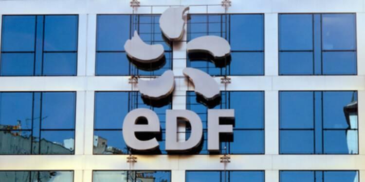 L'Etat va rembourser 4,9 milliards d'euros à EDF, l'action s'envole