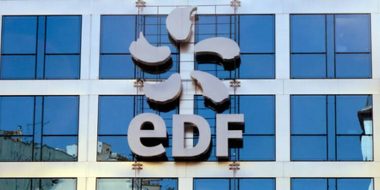 Sanction exagérée pour l'action EDF, après l'annonce du gel des tarifs