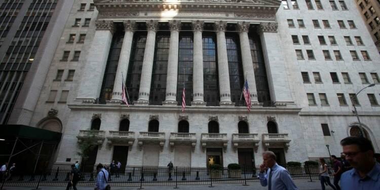 Wall Street termine sur une note irrégulière