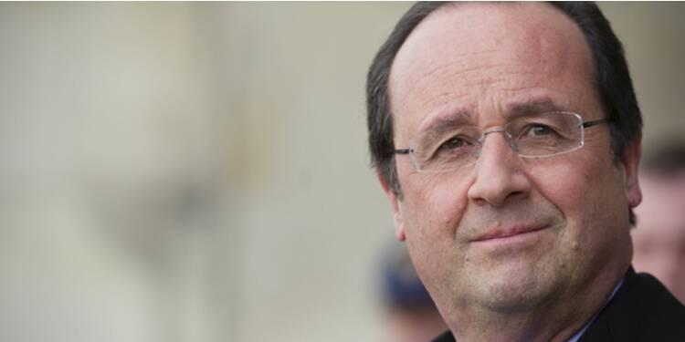 La nouvelle carte à 14 régions voulue par François Hollande