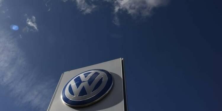 Volkswagen chute en Bourse malgré de bons résultats