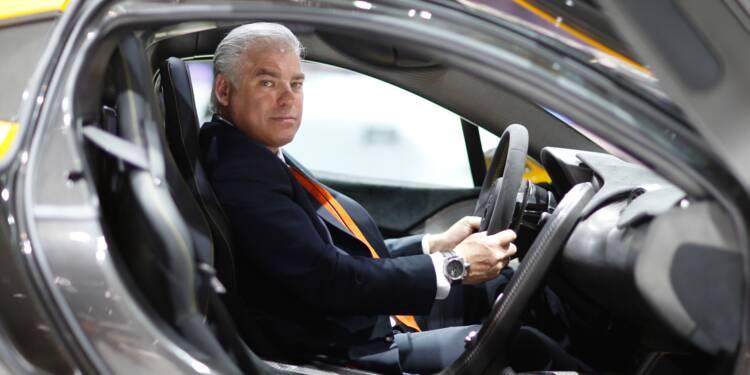 Frank Stephenson (né en 1959) : ce virtuose a signé la Mini, la Fiat 500 et des supercars