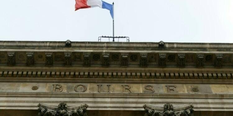 La Bourse de Paris termine en légère baisse (-0,20%)