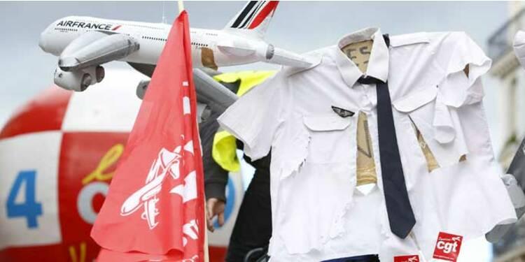 Affaire Air France : les prévenus encourent de lourdes condamnations !