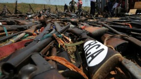 Hollande annonce la fin de l'opération Sangaris en octobre