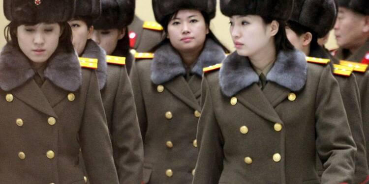 Le groupe pop de Kim Jong Un jugé trop anti-américain par Pékin