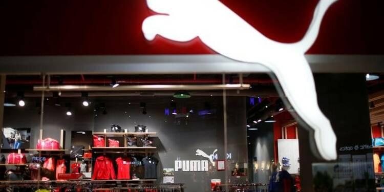 Puma confirme ses objectifs de 2016