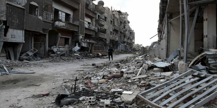 Les forces pro-Assad progressent près de la frontière turque