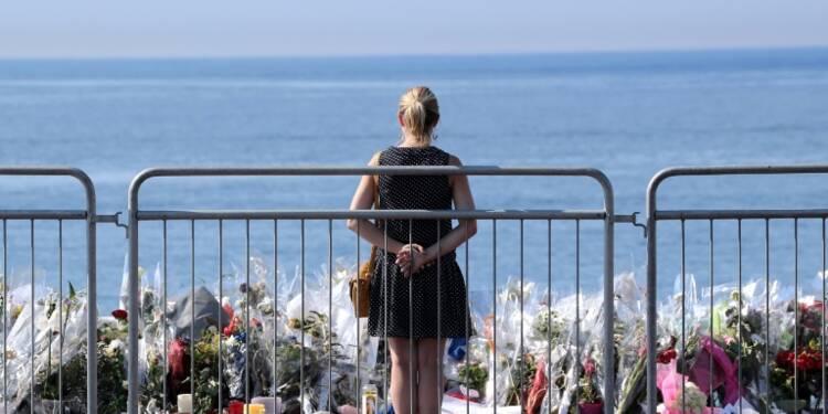 Nice: l'attentat a plombé un peu plus l'activité touristique en France