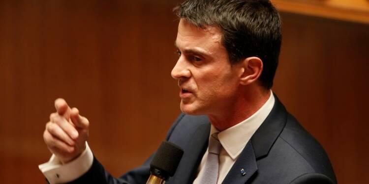 La révision de la Constitution sera votée largement, dit Valls