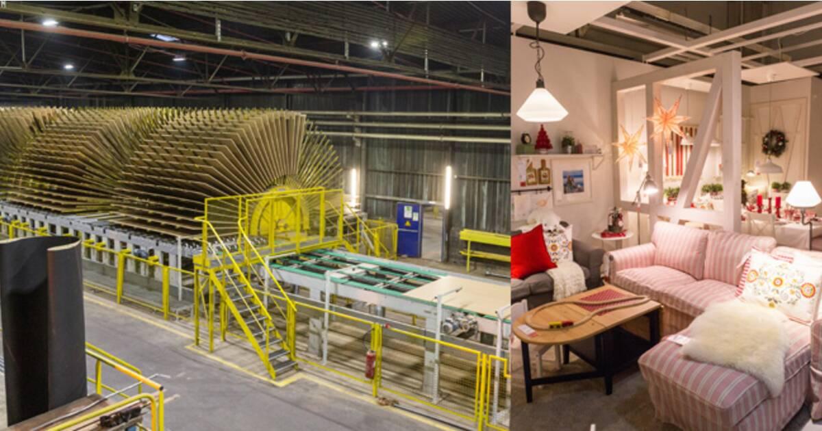 Bienvenue Chez Ikea Les Coulisses De L Usine Francaise Du Geant