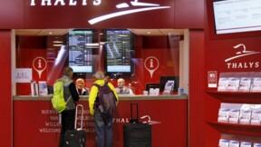 Des portiques de sécurité dès la mi-décembre pour les trains Thalys