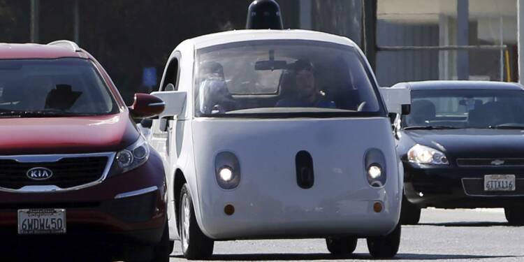 Etes-vous prêt à rouler en Google Car ?