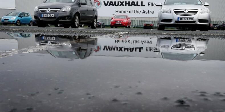 Les ventes automobiles au Royaume-Uni ont baissé en juin