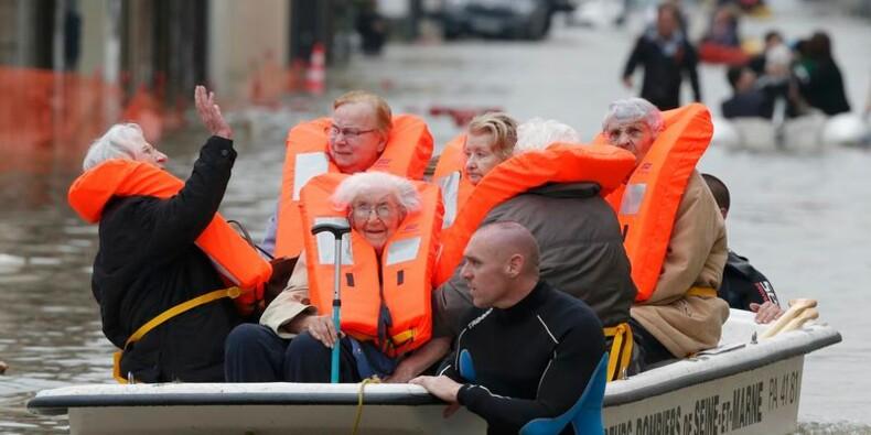 Vigilance orange pour les crues à Paris et dans ses environs
